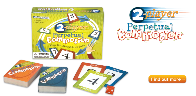 Perpetual Commotion 2 Player